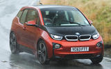 BMW i3 - hero front