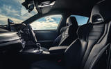 BMW M5 Competition 2020 UK first drive review - cabin