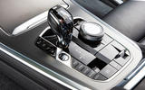 BMW X5 xDrive 45e 2019 UK first drive review - centre console
