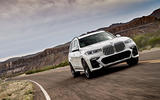 BMW X7 M50i 2020 first drive review - on the road front