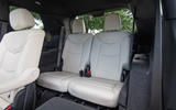 Cadillac XT6 Sport 2020 first drive review - rear seats