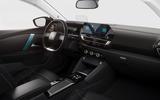 Citroen C4 2020 - interior