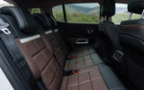 Citroen C5 Aircross 2018 first drive review - rear seats