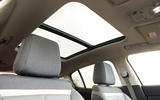 Citroen C5 Aircross 2019 UK first drive review - sunroof