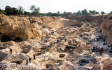Cobalt mines
