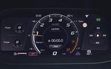 9 Cupra Formentor VZ2 2021 UK first drive instruments