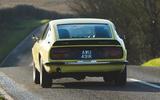 Datsun 240z - rear