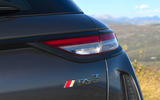 DS 3 Crossback 2019 first drive review - rear lights