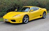 Ferrari 360 Moderna - front