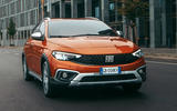 Fiat Tipo Cross - front