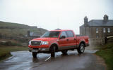 Ford F-150 - hero front