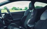 9 Ford Fiesta ST Mountune m260 2021 UK FD cabin