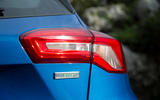 Ford Focus 2018 first drive review rear lights