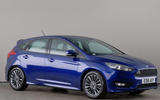 Ford Focus 2018 - static front