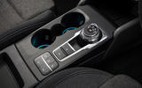 Ford Focus Active 2019 first drive review - centre console