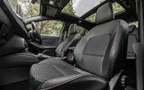 Ford Focus ST-Line 182PS 2018 UK first drive review - cabin