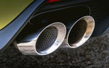 9 Ford Mustang Mach 1 2021 UK first drive review exhausts