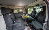 9 Ford Transit Nugget 2021 UK FD cabin