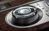 9 Genesis G80 2021 UK FD gear selector