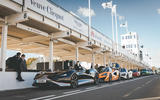Goodwood Speedweek supercars