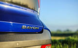 9 Hyundai Bayon 2021 UK FD rear badge