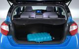 Hyundai i10 2020 UK first drive review - boot