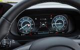 Hyundai i20 2020 UK first drive review - instruments