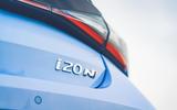 9 Hyundai i20N 2021 RHD UK FD rear badge