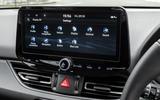 Hyundai i30 2020 UK first drive review - infotainment