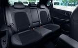 9 Hyundai Kona N 2021 UK LHD FD rear seats