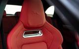 9 Jaguar F Pace 2021 UK first drive review front seats