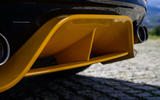 Jaguar F-Type Coupé 2020 first drive review - exhausts
