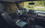 9 JIA Range Rover Chieftain 2021 UK FD dashboard