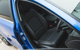 Kia Ceed 2018 long-term review - front seats