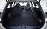 Kia Ceed Sportswagon PHEV 2020 first drive - boot