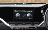 9 Kia e Niro 39kWh 2021 UK first drive review instruments
