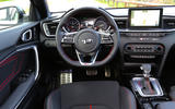 Kia Proceed 2019 first drive review - dashboard