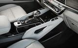 Kia Telluride 2019 first drive review - centre console