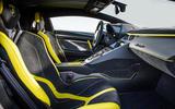 Lamborghini Aventador SVJ 2018 first drive review cabin