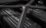 Lamborghini Huracan EVO RWD 2020 UK first drive review - engine head