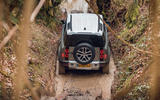 Land Rover Defender 110 2020 UK first drive review - offroad mud
