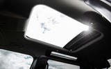 9 Land Rover Defender 90 D250 2021 UK first drive review sunroof