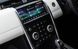 Land Rover Discovery Sport P300 PHEV 2020 UK first drive review - centre console
