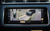 9 Land Rover Range Rover Velar PHEV 2021 UK first drive review infotainment