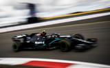 Lewis Hamilton car