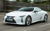 Top 10 grand tourers – Lexus LC500