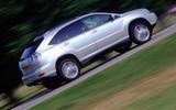 Lexus RX 2005 - hero side
