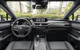 Lexus UX300e 2020 UK first drive review - dashboard
