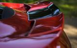 Lotus evora GT410 2020 UK first drive review - spoiler