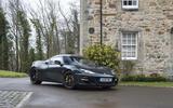 Lotus Evora GT410 Sport 2018 UK review static front